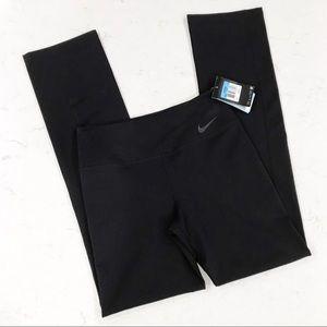 Nike Medium Black Dri-Fit Training Pants